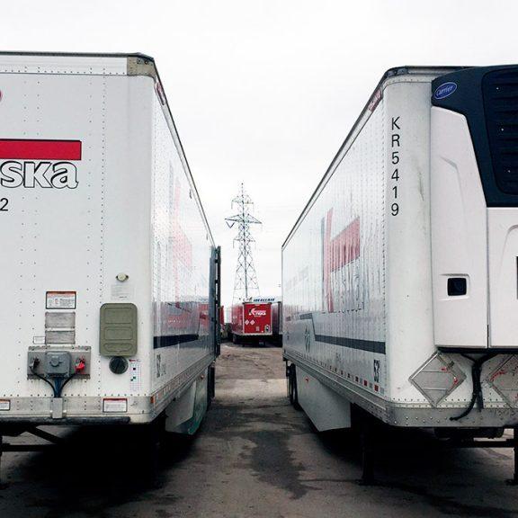 KHL-trailers